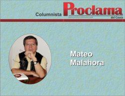 JORGE MUÑOZ FERNÁNDEZ o MATEO MALA HORA