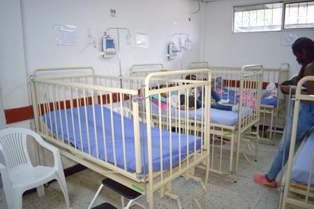 Hospital Cincuentenario de Puerto Tejada, Cauca.