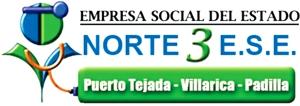 ESE Norte 3: Puerto Tejada, Villa Rica y Padilla