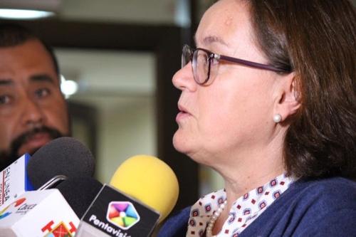 Ana Paula Sacarías, Embajadora de la Unión Europea – (EU)