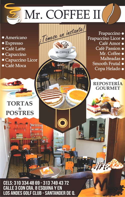 MR. COFFEE II - SANTANDER DE QUILICHAO