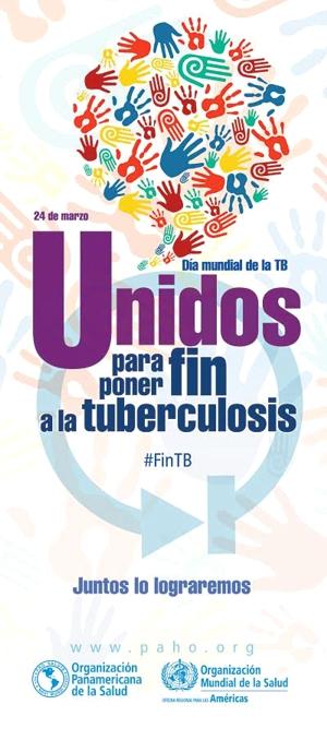 Unidos para poner fin a la tuberculosis