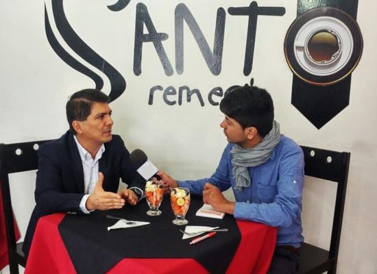 Alcalde de Popayán, en entrevista con Fabrit Cruz sobre espacio público