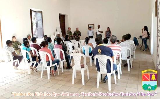 Caloto le apuesta a la consolidación de la paz local y regional