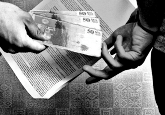 Qué hacer contra la corrupción