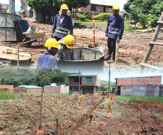 Ampliamos la cobertura en agua potable, en Caloto