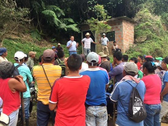 Estamos comprometidos con el desarrollo de las comunidades corinteñas