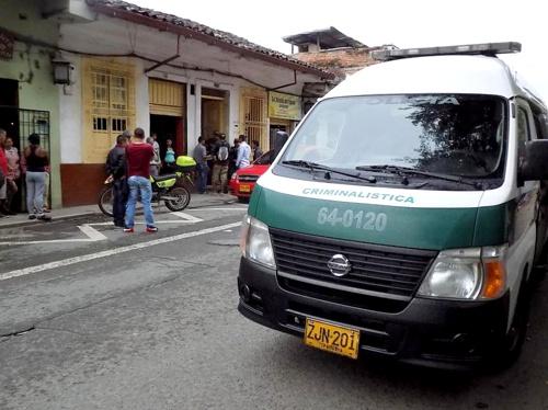 Feminicidio en Popayán