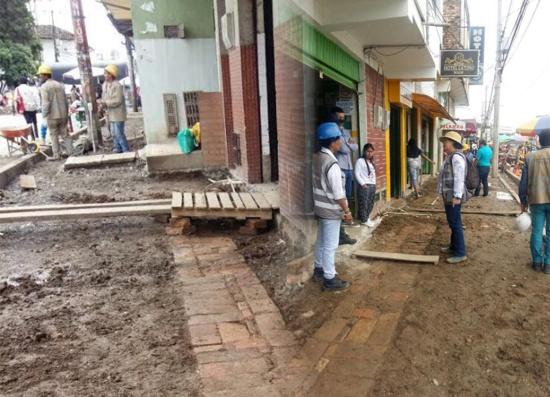 Hallazgo arqueológico en el barrio Bolívar, de Popayán