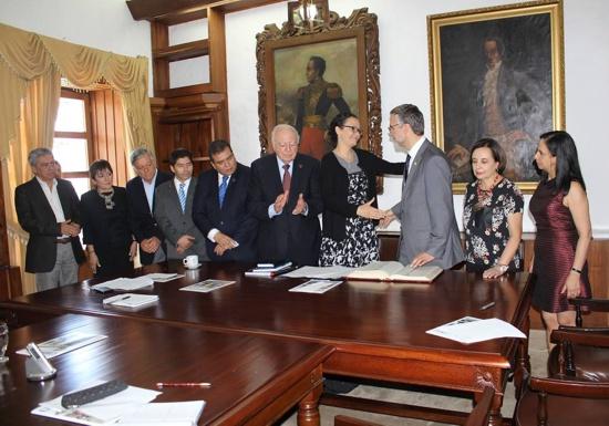 Jose Luis Diago Franco obtuvo 6 de 9 votos del Consejo Superior.