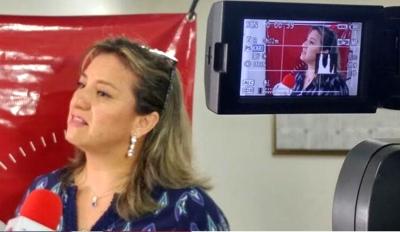 Marly Muñoz, coordinadora de proyección institucional de la Universidad Cooperativa de Colombia