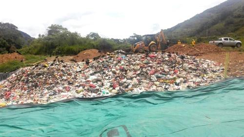 Seguimiento ambiental a basurero en el Municipio de Argelia