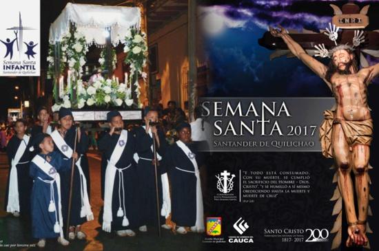 Semana Santa 2017 en Santander de Quilichao