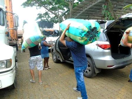 Villa Rica envía ayudas a Mocoa - Jenny Nair Gómez - Alcaldesa