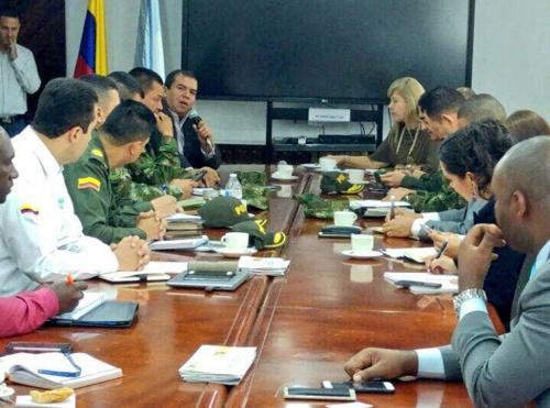 Cauca y Valle trabajarán conjuntamente para combatir minería ilegal