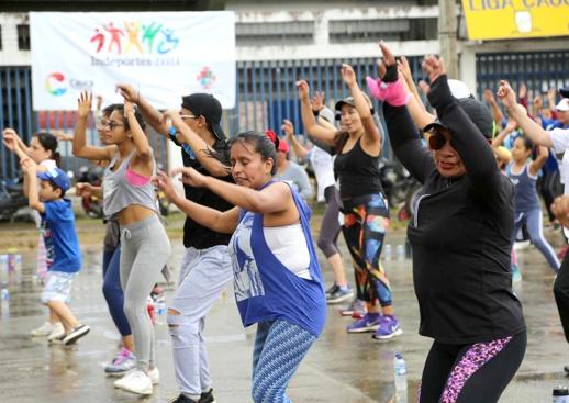 Día Internacional de la Actividad Física se celebra hoy en Popayán