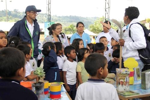 La CRC celebró el Día Internacional del Reciclaje