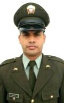 Oswaldo Antonio Lance Gómez, policía asesinado en la Hacienda La Emperatríz, Caloto