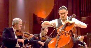 Violonchelista colombiano, medalla de plata en Concurso internacional Tchaikovsky en Rusia
