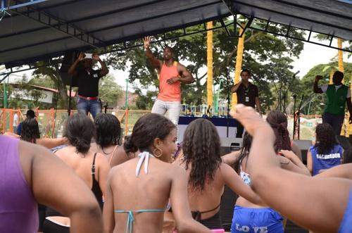 Se realizó la Copa de los Trabajadores y Fiesta del Afiliado en el Centro Recreativo La Ceiba