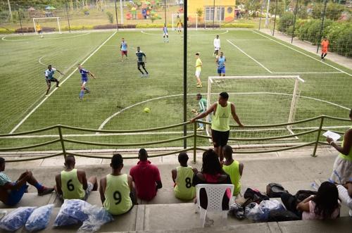 Se realizó la Copa de los Trabajadores y Fiesta del Afiliado en el Centro Recreativo La Ceiba, Puerto Tejada