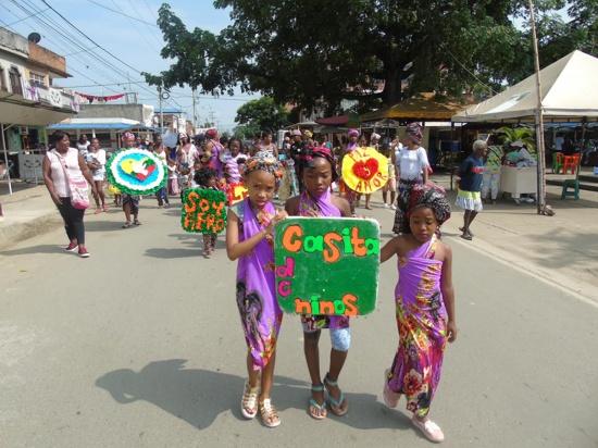 Villa Rica celebró semana de la Afrocolombianidad