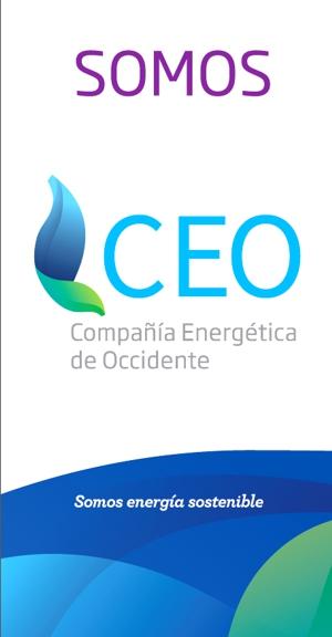Compañía Energética de Occidente - Somos energía sostenible
