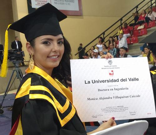 Doctora Mónica Villaquirán Caicedo