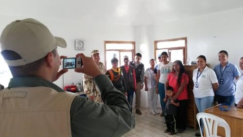 E.S.E. Norte 2 entregó equipos médicos en Monterredondo, Miranda