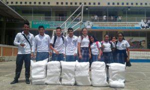 PANES ha entregado más de cuatro toneladas de colada de Quinua