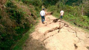 Atienden emergencia en Puracé y se descarta falla geológica