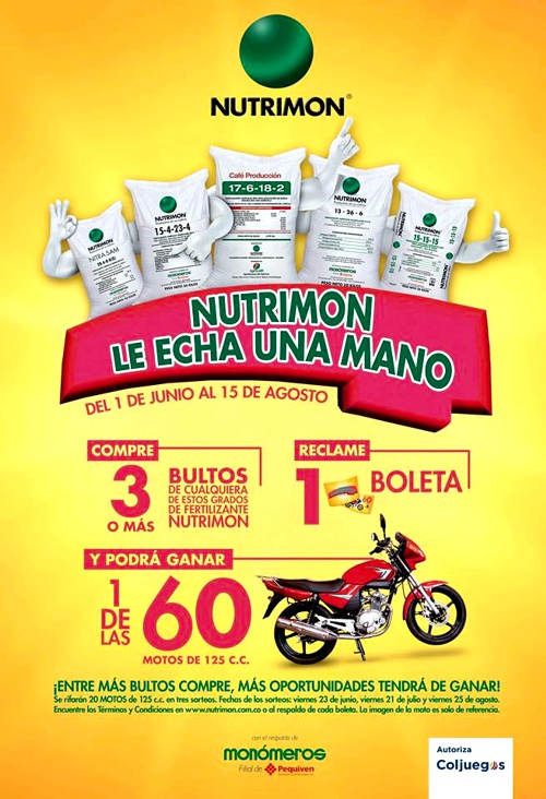 Nutrimon Fertilizantes - Cauca