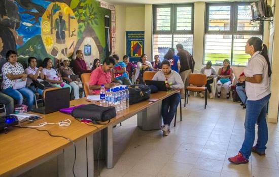 Secretaría de Salud del Cauca trabaja arduamente por mejorar la Atención Primaria en Salud en el municipio de Toribío - Lucy Amparo Guzmán