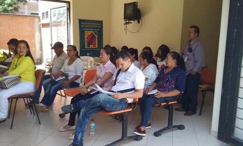 186 millones de pesos en dotación de hogares de bienestar en Corinto