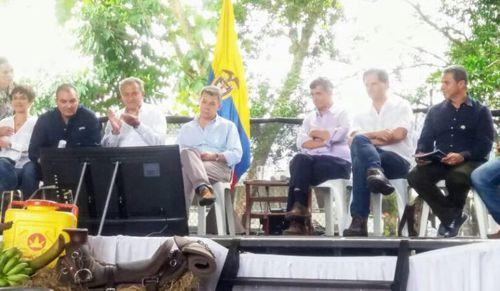 Alto Patía y Norte del Cauca, prioridades del posconflicto