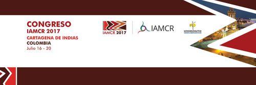 Conferencia mundial IAMCR-Cartagena-2017