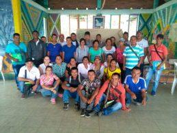 """Comunidades indígenas en Jambaló capacitadas en """"La Cultura del Agua"""""""