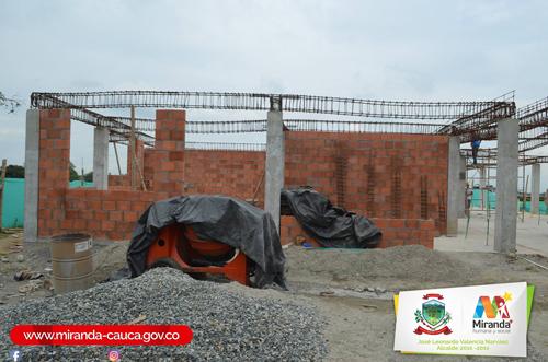 Construcción del Centro Vida para adultos mayores de Miranda