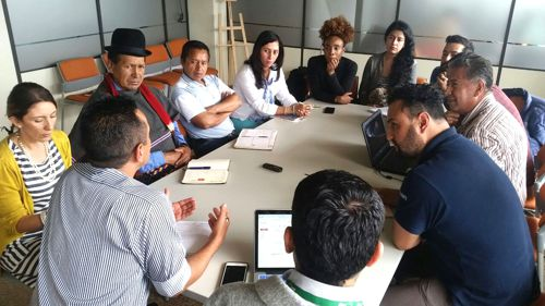 Alianza Colombo-Chilena para productividad piscícola