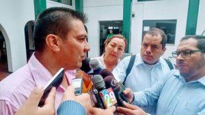 Leonardo Orozco Iván Vivas, gerente de la empresa de Acueducto y Alcantarillado de Popayán