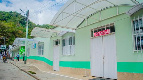 Nuevo hospital en Sucre, Cauca