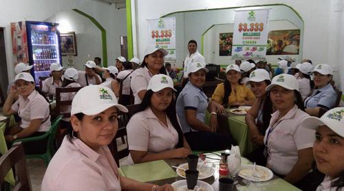Socialización Nuevo Plan de Premios en el Huila