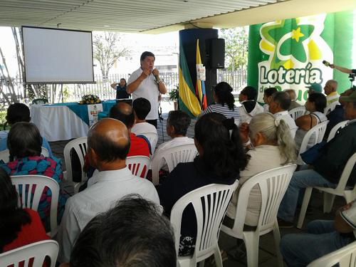 Socialización Nuevo Plan de Premios en el Cauca