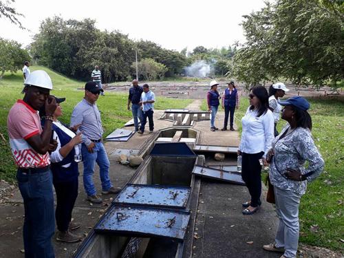 La Gobernación del Cauca a través de EMCASERVICIOS S.A. E.S.P desarrolla importantes obras de alcantarillado en el municipio de Caloto.