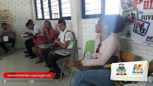 Plataforma Municipal de Juventudes en Miranda