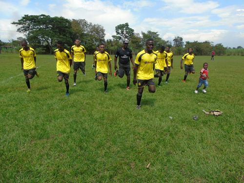 Prácticas deportivas en diferentes disciplinas en Villa Rica