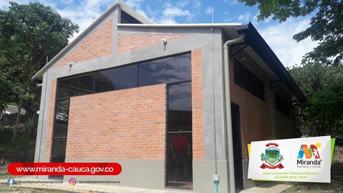 Salón Cultural en Miranda