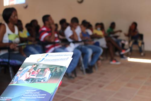 Unicomfacauca será la institución universitaria que educará a jóvenes suareños
