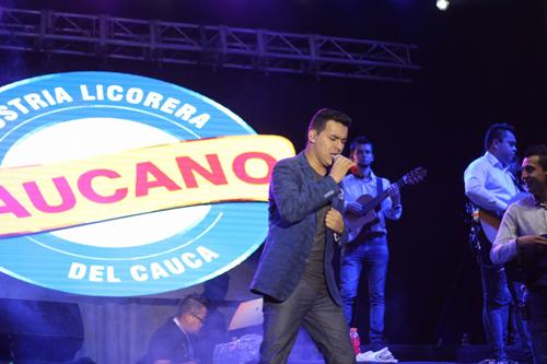 Superconcierto Toma Lo Nuestro y Gana con Caucano, que contó con la presentación de Yeison Jiménez