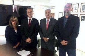 Unicauca firmó contrato tripartita para construcción de Ciudadela Universitaria